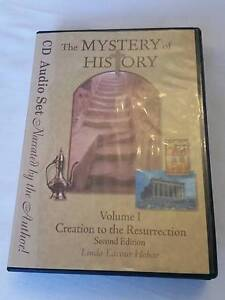 The Mystery of History - Creation to Resurrection- CD Audio Coburg Moreland Area Preview