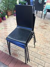 Free IKEA black chairs Noranda Bayswater Area Preview
