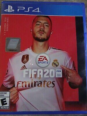 FIFA 20 Sony Playstation 4 PS4
