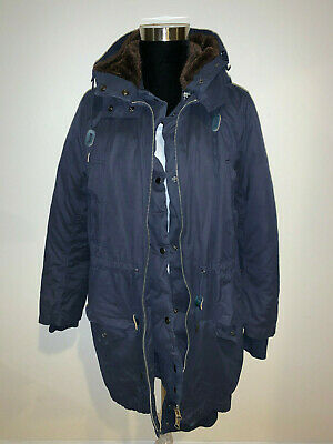 ⭐️ WOMENS ACNE STUDIOS POWDER PAW13 2 in 1  JACKET / COAT SIZE 6 /  MEDIUM  ⭐️