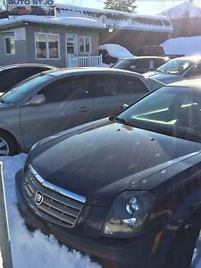 CADILLAC CTS 2005 BEST PRICE GREAT CONDITION