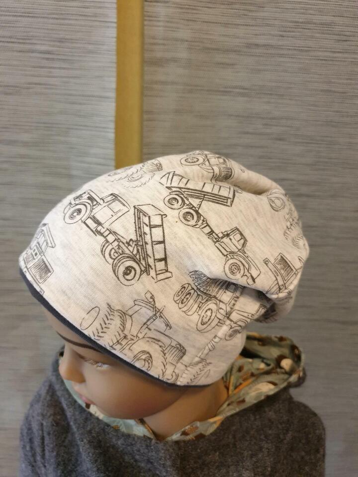 Mütze aus Alpenfleece Gr.48/50 Neu in Thum