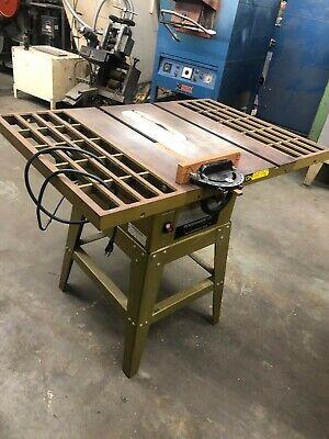 10 Powermatic Artisan Table Saw 20 X 27 Model 63