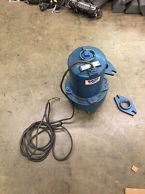 Tait Water Waste Handling Pump Wh10-21-2b 1 Hp 230 V 1 Ph. 2-12