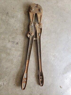 Antique Nicopress Sleeve Tool Vintage Telephone Sleeve Tool