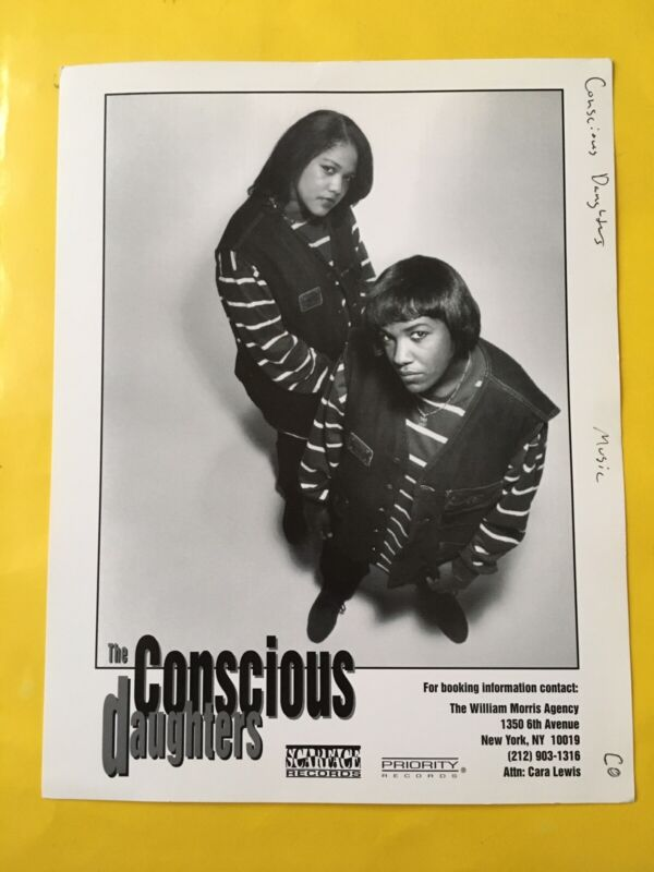 "The Conscious Daughters Press Photo 8x10"", See Info."