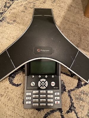 Polycom Soundstation-ip-7000 Soundstation Ip 7000 2200-40000-001 As Is No Test