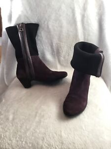 Really cute purple boots size 6.5