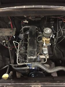 Ford 223 straight six