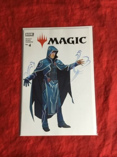 MAGIC #4~BOOM STUDIOS 1:10 GUARA VARIANT COMICS BOOK~NM