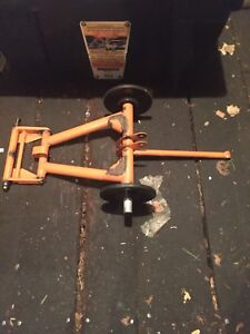 Arctic Cat Rear Suspension Arm And Shock