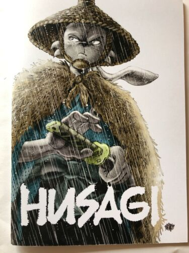 Usagi Yojimbo Stan Sakai Rare Charity Publication 150 Published HUSAGI Unsigned