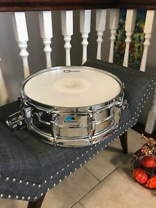 Vintage Ludwig SuperSensitive Snare!