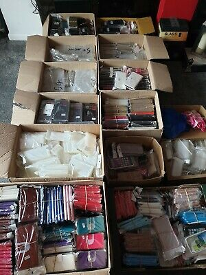 1000'S Mobile Phone Cases/protectors - iPhone & Samsung - 13 boxes Joblot