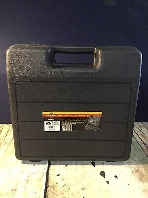 Shop-fox D4031 Mortising Attachment Kit Read