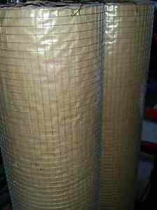 Welded mesh wire rolls 1225 Happy Valley Morphett Vale Area Preview