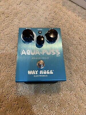 Way Huge Aqua Puss - including original box