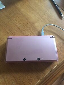 3DS pink