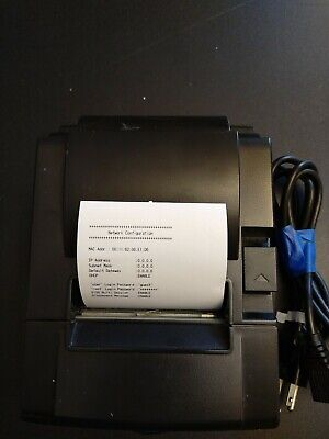 Star Micronics Tsp100 Futureprnt Point Of Sale Thermal Receipt Printer Kitchen