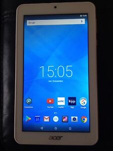 Acer Iconia One 7 Android