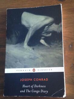 VCE book: Heart of Darkness Joseph Conrad