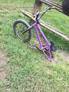 "encore 18"" BMX bike"
