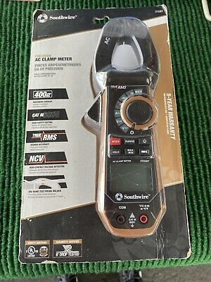 Southwire Ac Clamp Meter 21530t