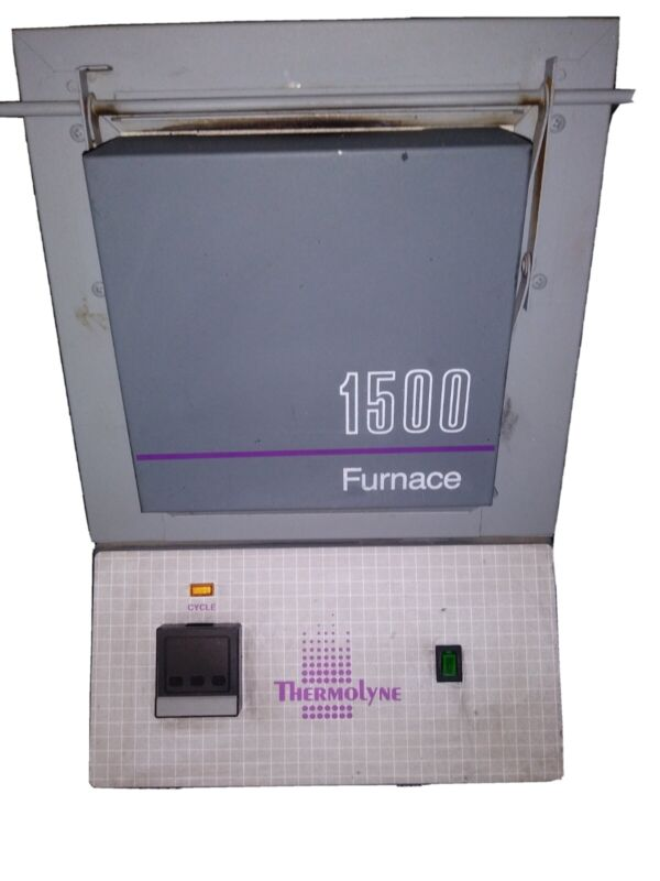 REDUCED!! Barnstead/Thermolyne 1500 Compact Benchtop Muffle Furnaces: FD1535M