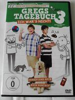 DVD Gregs Tagebuch 3 - Ich war´s nicht!Komödie,90 min, Berlin - Spandau Vorschau