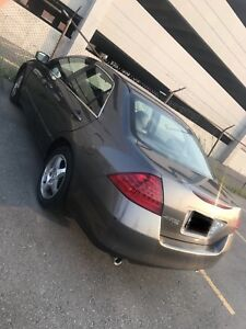 2007 Honda Accord Exl Navigation Leather Sunroof