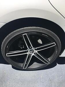 Lenso wheels 20 x 10 Maroubra Eastern Suburbs Preview