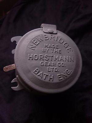 HORSTMANN TIME CLOCK FOR GAS LIGHTING