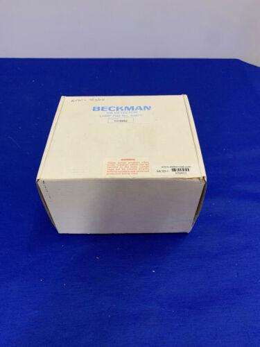 BECKMAN 168 DETECTOR LAMP PART NO 538711