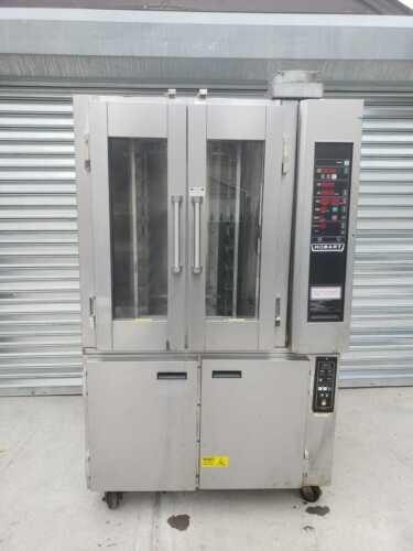 Hobart Gas Mini Rack Oven W/ Proofer, HO300G/HPC800