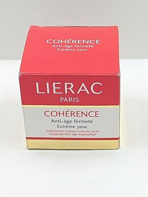 Lierac Coherence Age-defense firming eye cream - Age Defense Firming Eye Cream