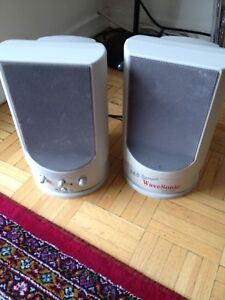 Home speakers computer or tv $15