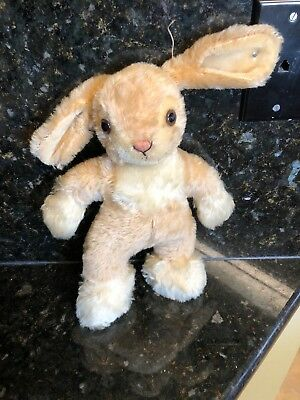 Antique German Steiff Mohair ? Stuffed Animal Toy Bunny Rabbit Vintage All Pic