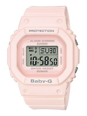 Casio Baby-G BGD560-4 Baby Pink Women's Watch