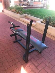 Weider Gym bench, incline and decline