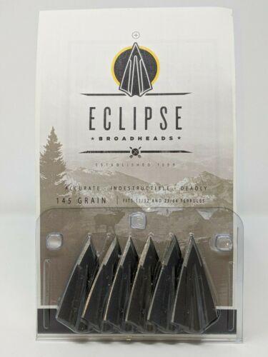 Eclipse 2 Blade Glue On Broadheads