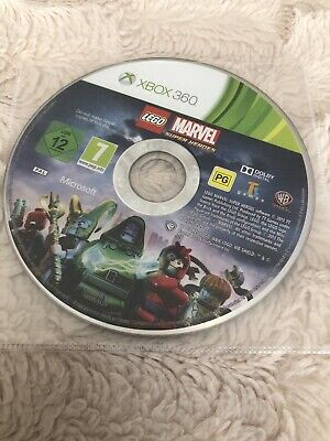 Lego Marvel Super Heroes (XBOX 360) Video Game *DISC ONLY*