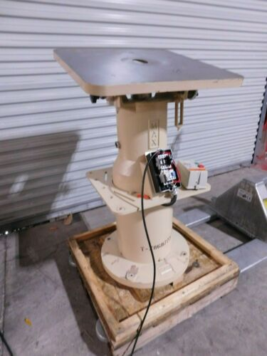 Tannewitz Max VSI-17 Oscillating Vertical Spindle Sander USED