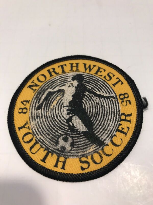 Northwest YOUTH SOCCER 1984-1985 Patch
