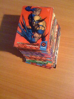 1994 Fleer Ultra X-Men Base Set - YOU PICK THE CARDS + 1995 All Chromium