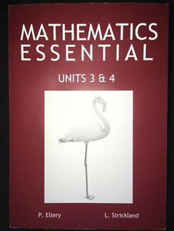 Mathematics Essentials Units 3&4