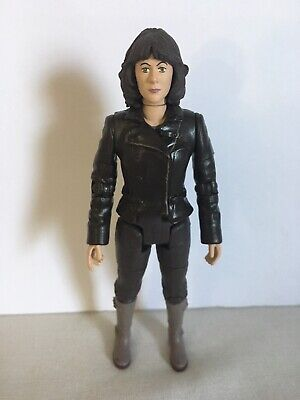 "Doctor Who Classic Companion Sarah Jane Smith 5.5"" figure 3rd 4th Dr brown"