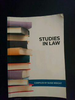 Studies in Law Textbook