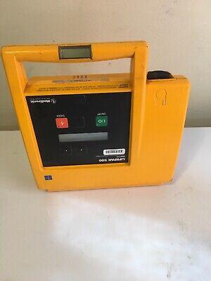 Physio-control Lifepak 500 Biphasic No Battery