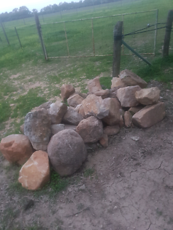 Rocks / Stone for Garden / Landscaping Rock walls etc.  I also pu