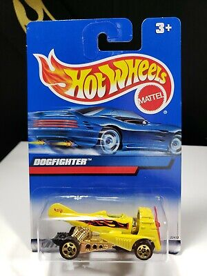 2000 HOT WHEELS DOGFIGHTER - P2
